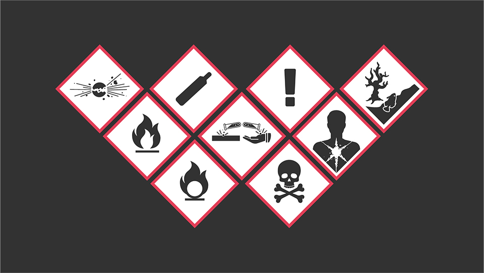 GHS of Classification and Labelling of Chemicals